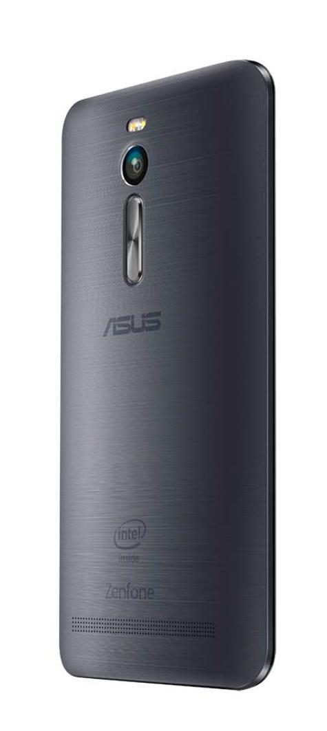 Asus Zenfone 2 vista trasera