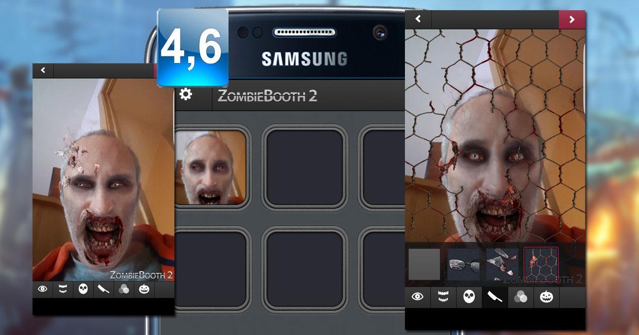 Juego ZombieBooth 2