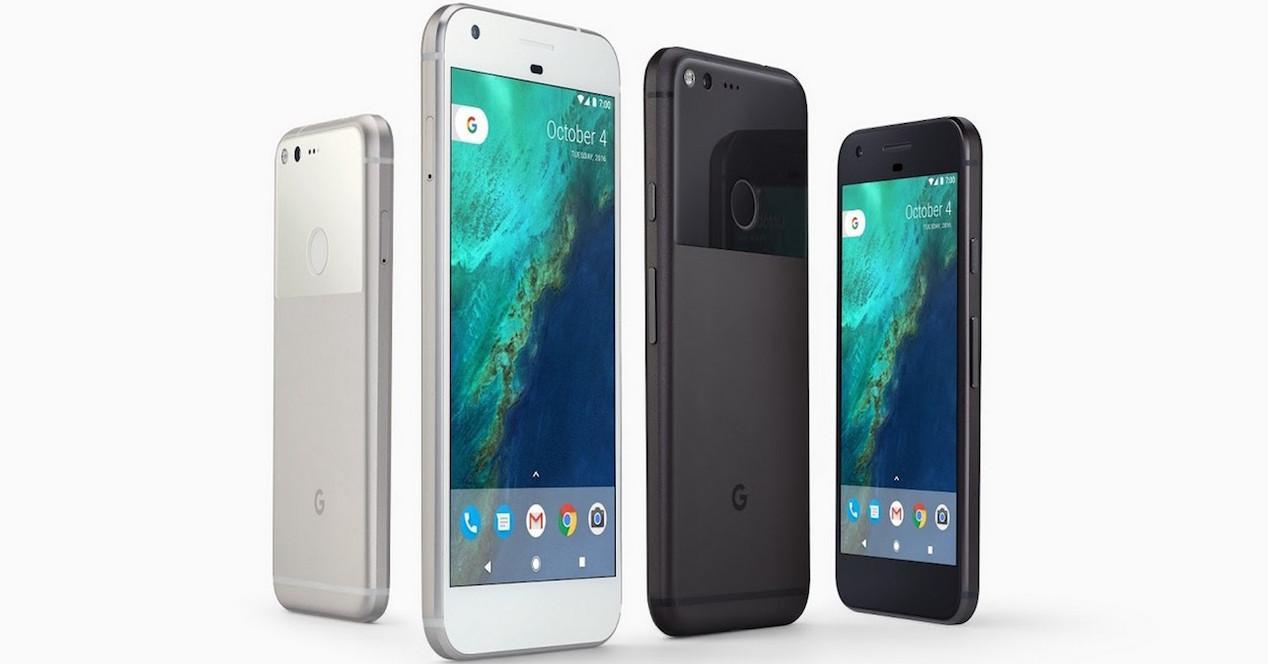 google pixel modelos