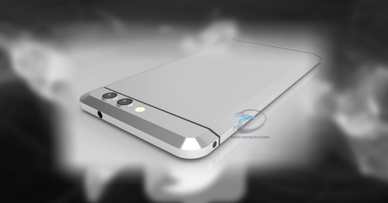 HTC Ocean en color gris