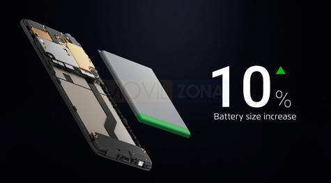 Meizu M5 bateria