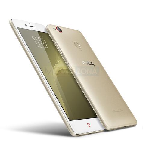Nubia Z11 Mini S con Android