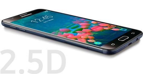 Samsung Galaxy J5 Prime negro pantalla 2.5 D