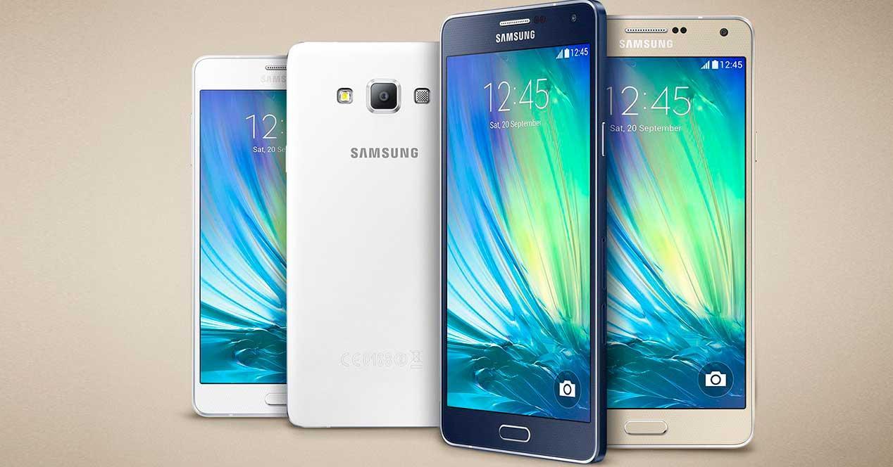 bodegón Samsung Galaxy A7 de 2016