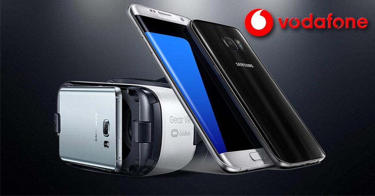 Samsung Galaxy S7 y Gear VR en promoción