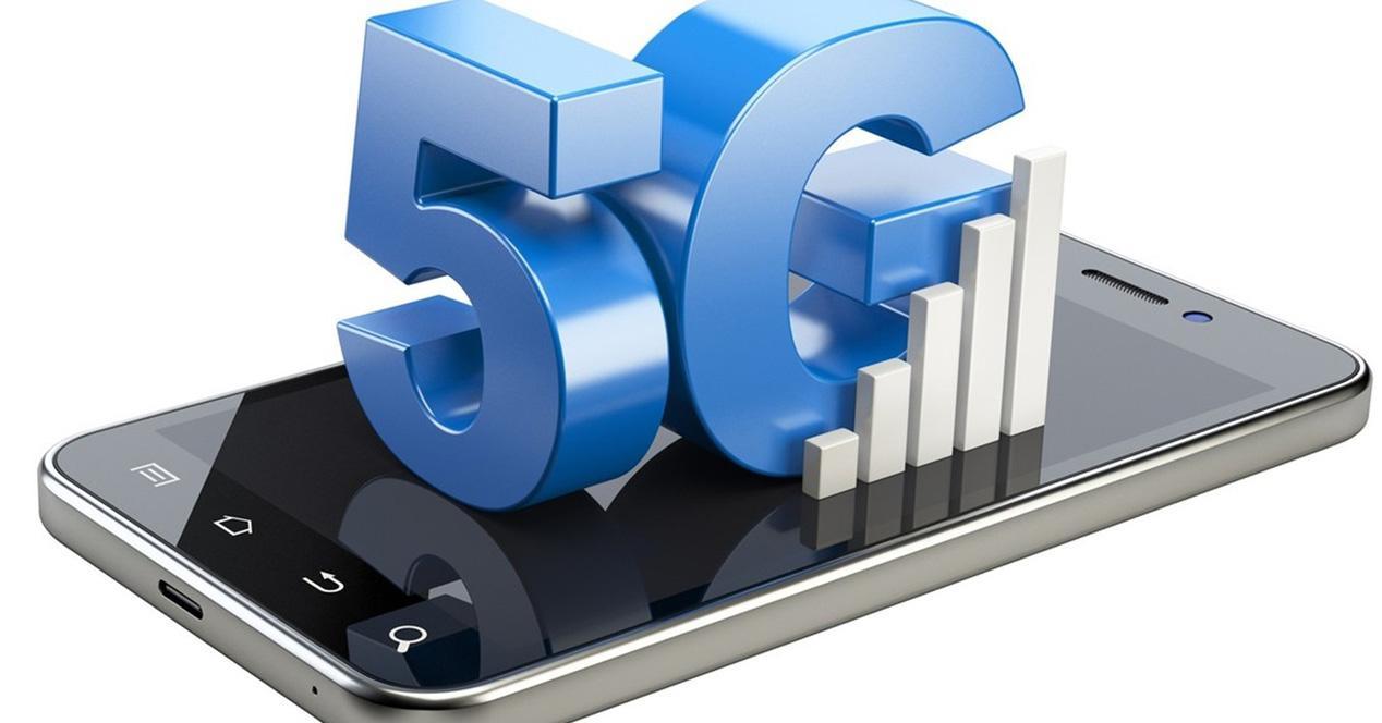 Primeros smartphones con 5G