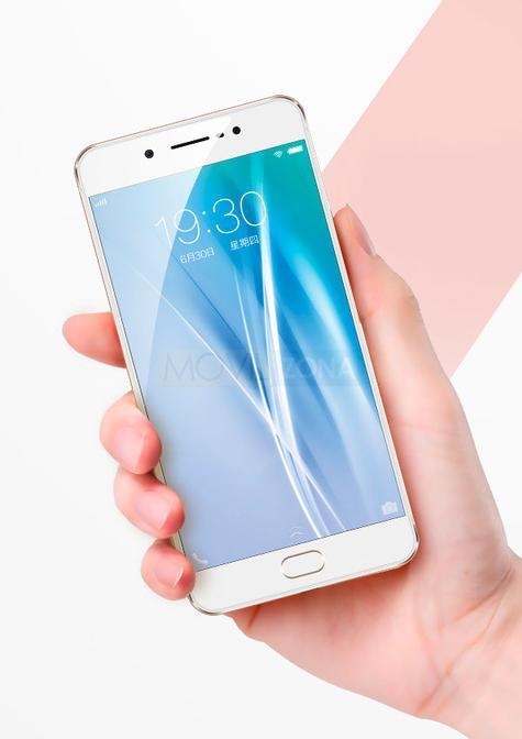 Vivo X7 Plus blanco
