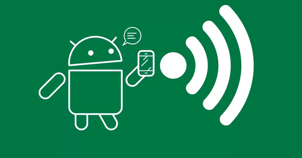 android con señal de wifi
