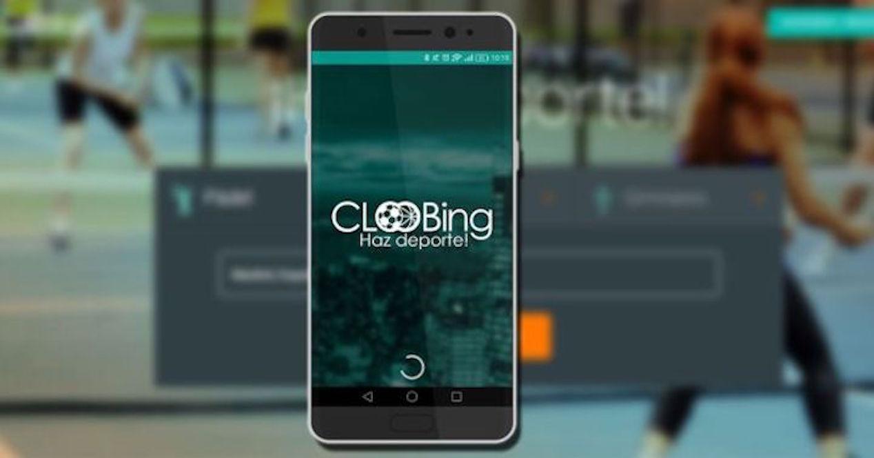 cloobing en smartphone