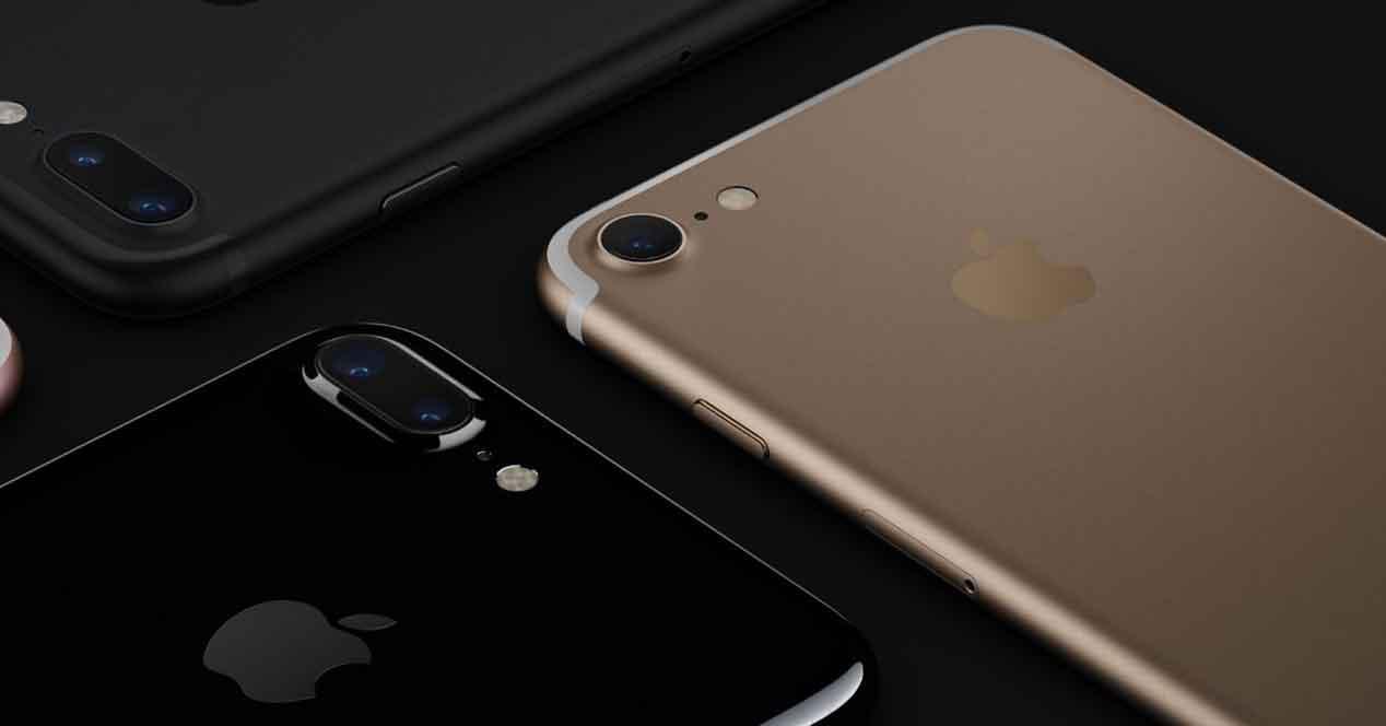 Cámara de nuevos iPhone 7