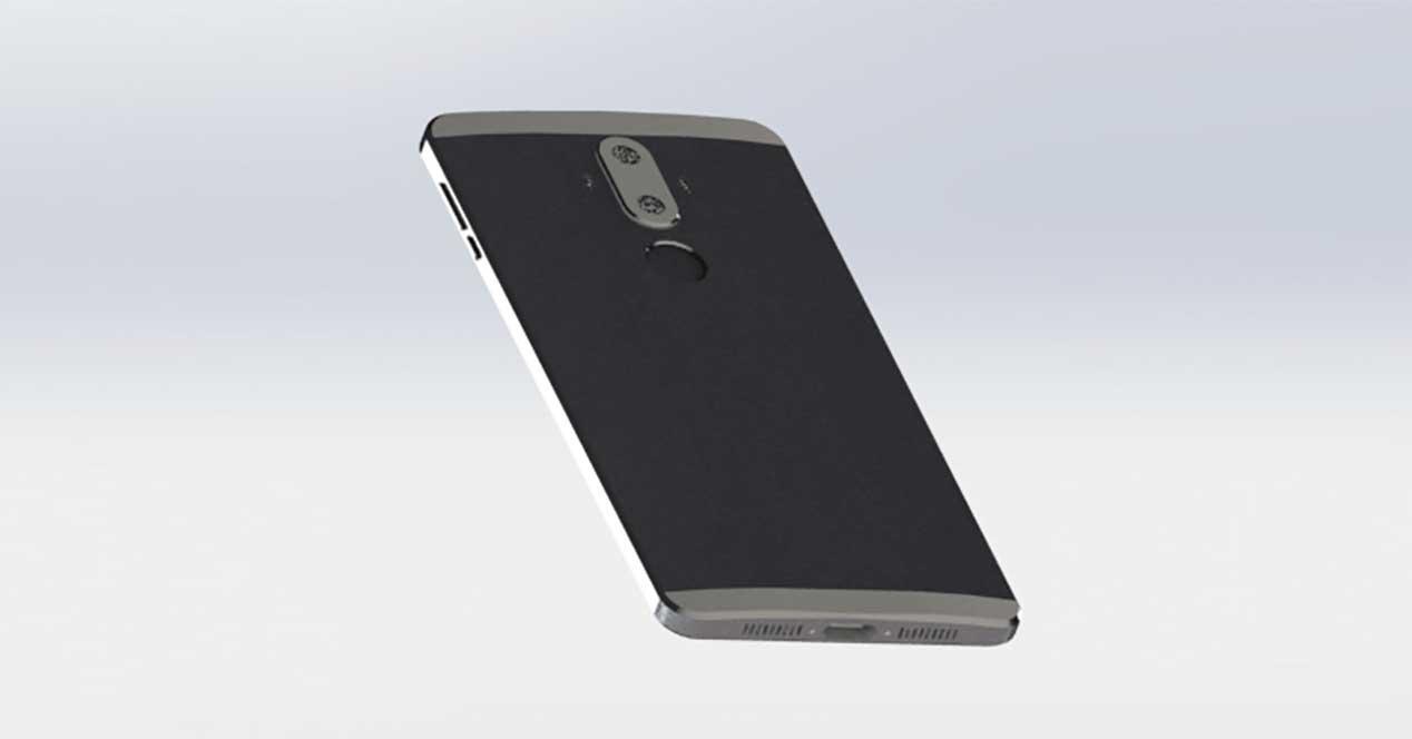 Huawei Mate 9 con camara dual