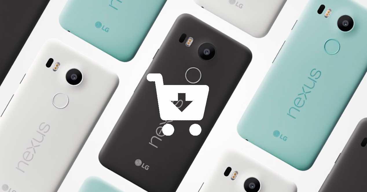 Comprar Nexus 5X