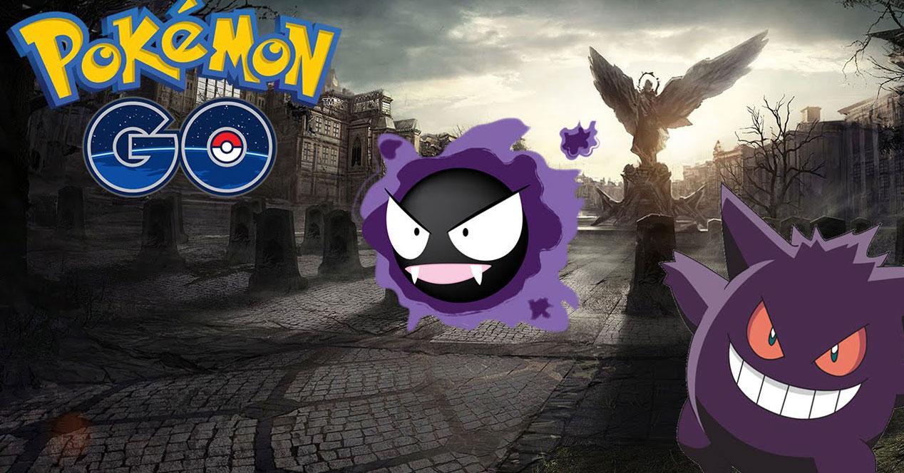 evento pokemon go halloween fantasma
