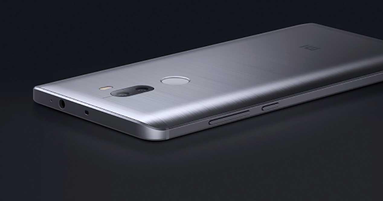 Xiaomi Mi Note 2 camara dual