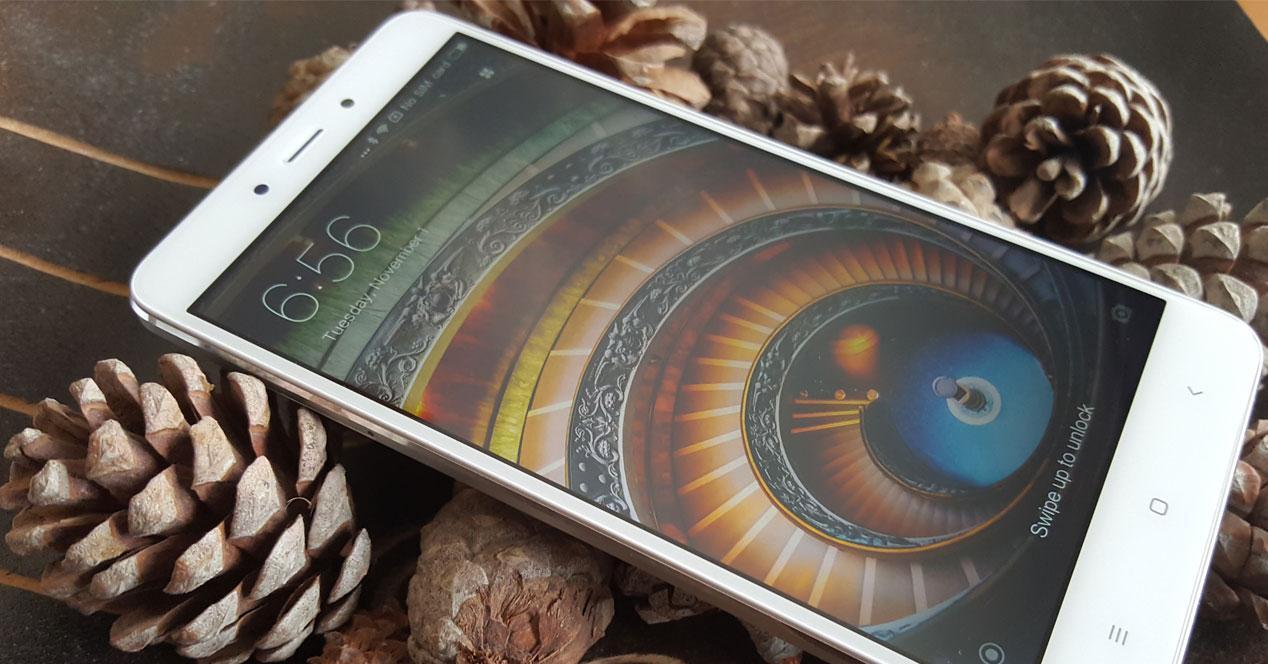 Apertura Xiaomi Redmi Note 4