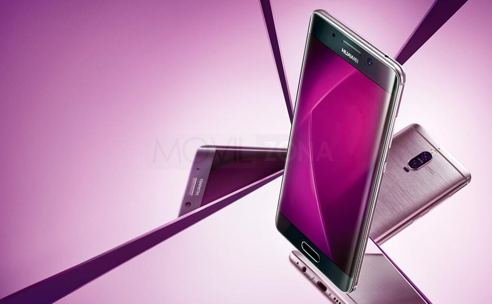 Huawei Mate 9 Pro rosa