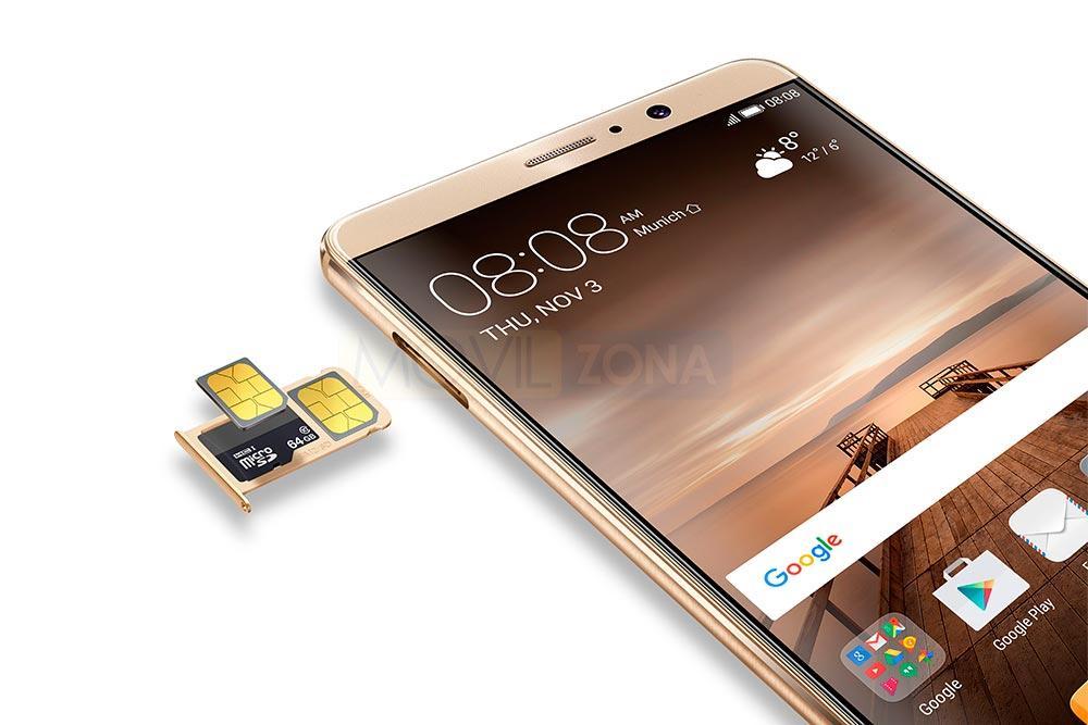 Huawei Mate 9 doble SIM y microSD