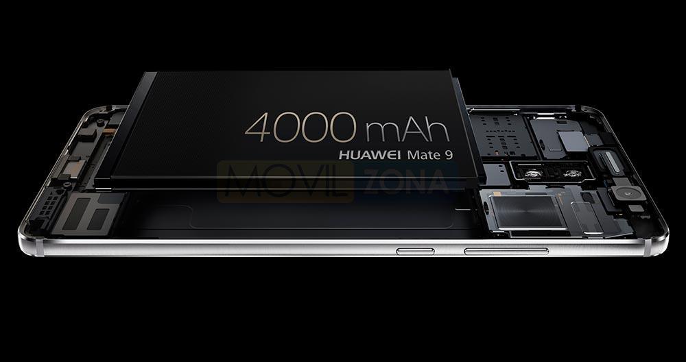 Huawei Mate 9 batería de 4000 mAH