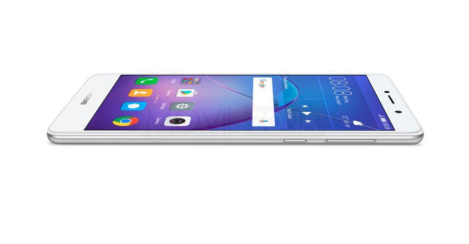 Huawei Mate 9 Lite perfil