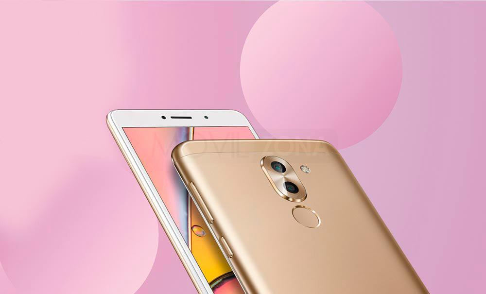 Huawei Mate 9 Lite dorado