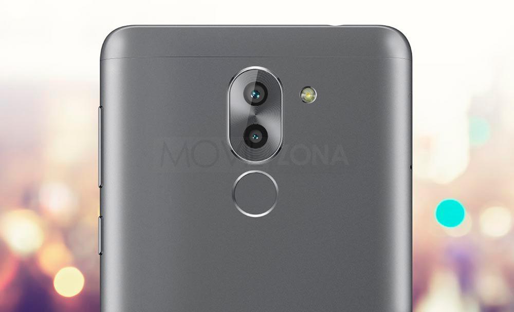 Huawei Mate 9 Lite cámara dual