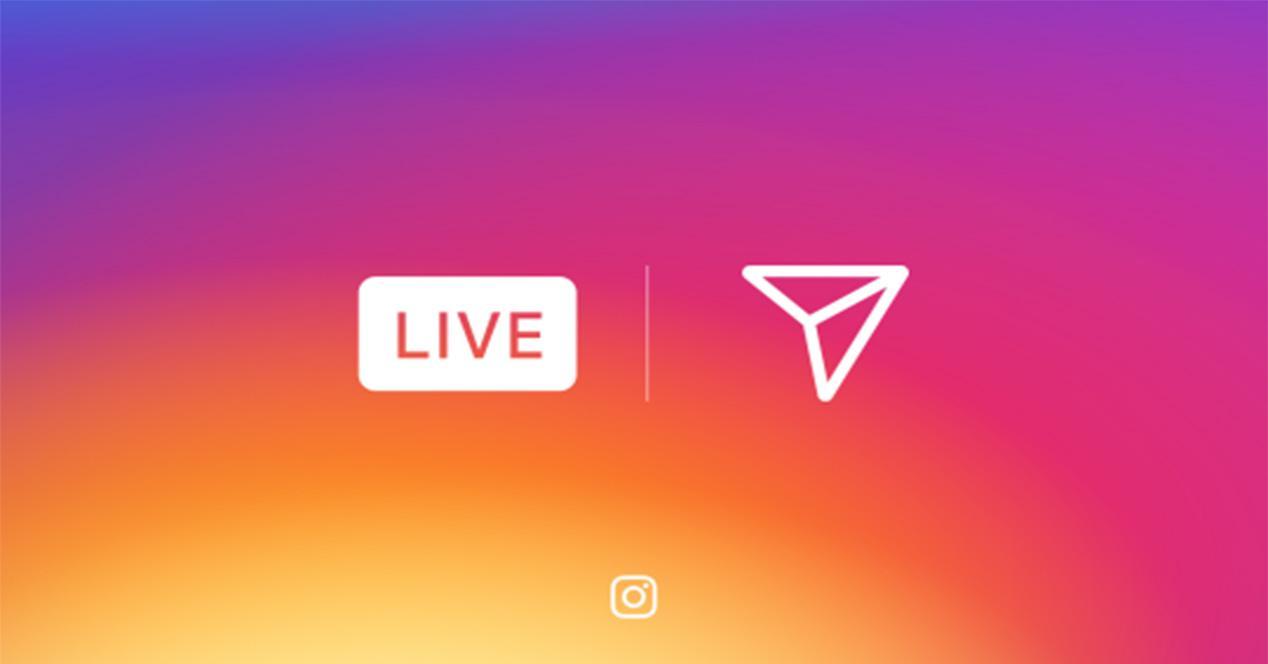 Función Instagram Live
