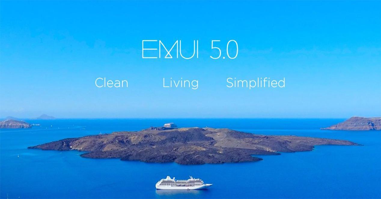 android 7.0 para el Huawei Nova Plus