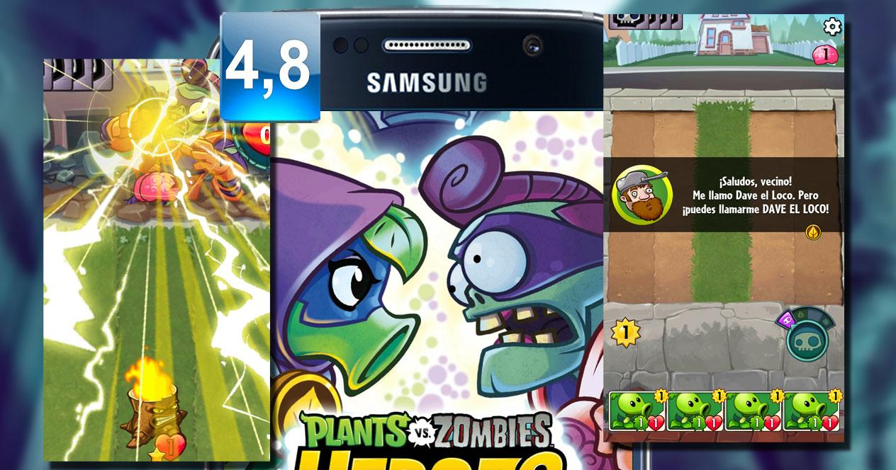 Plants vs. Zombie Heroes
