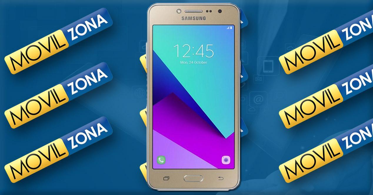 Ficha técnica del Samsung Galaxy J2 Prime