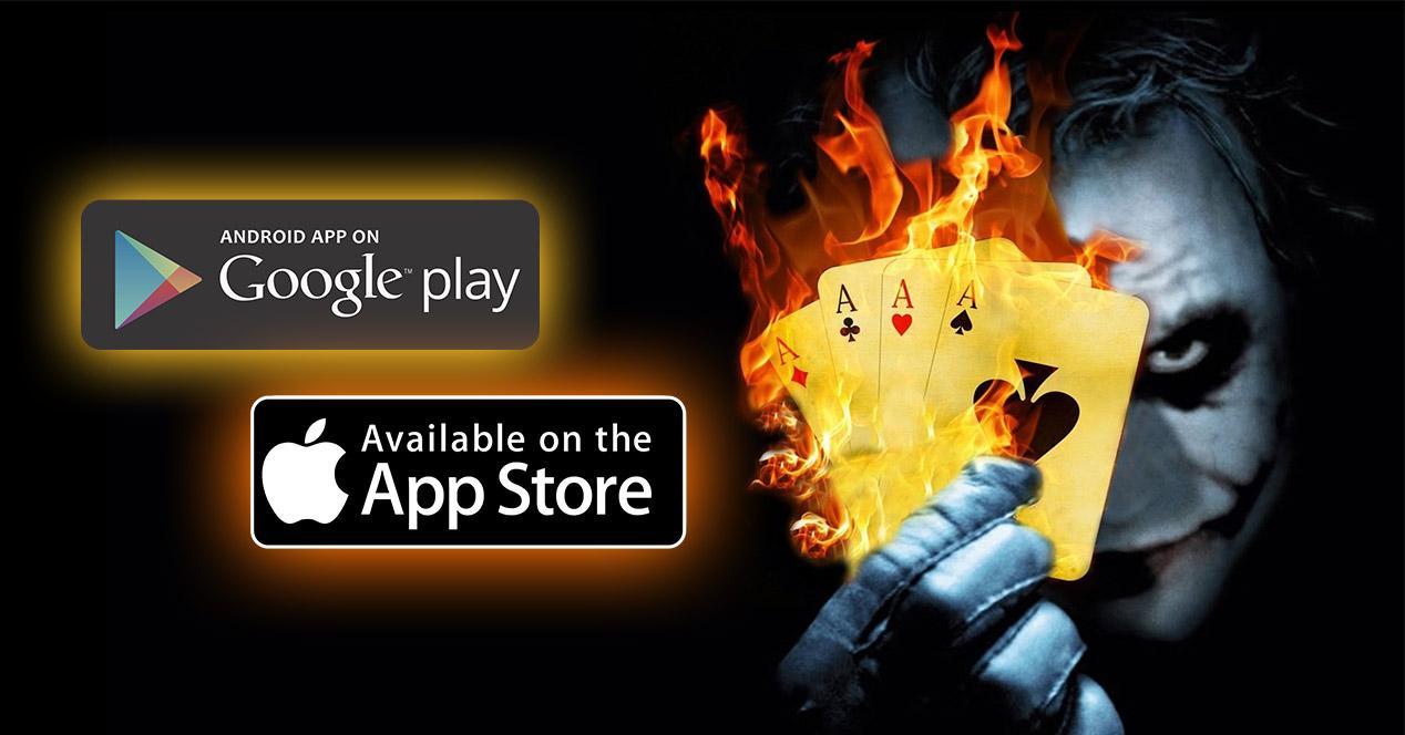 Juego de cartas Solitario para iOS y Android