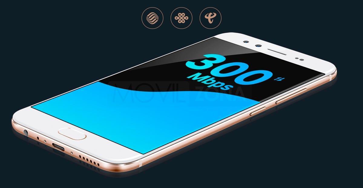 Vivo X9 blanco batería