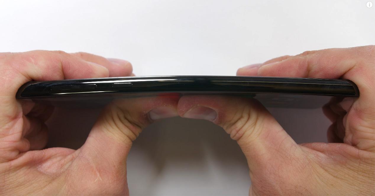 Test de resistencia del Xiaomi Mi Mix
