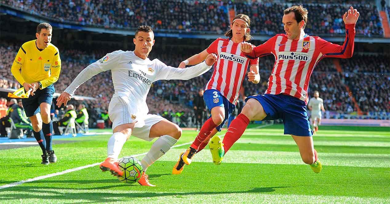 cómo ver el Atlético-Real Madrid