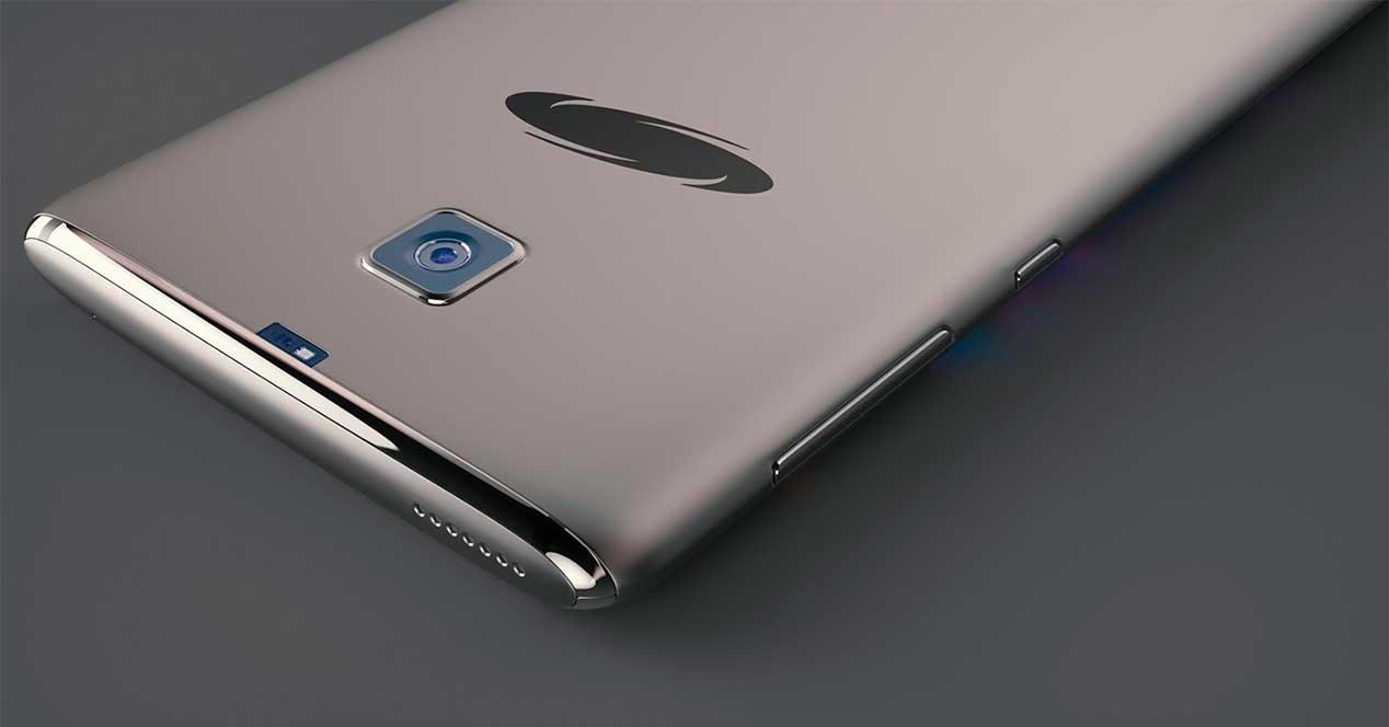 almacenamiento del Samsung Galaxy S8