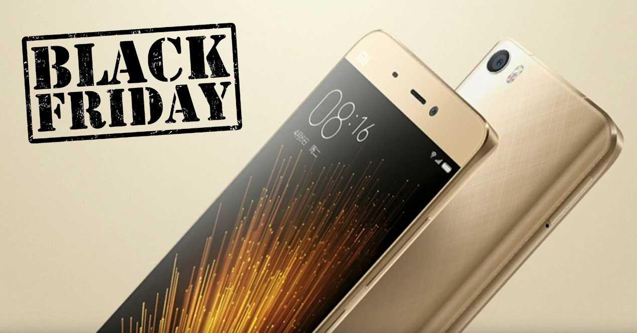 Xiaomi Mi5 dorado