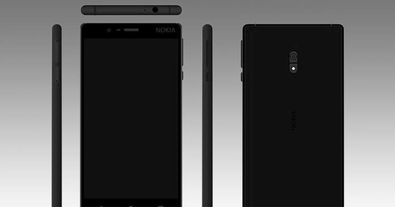 Nokia D1C con Android