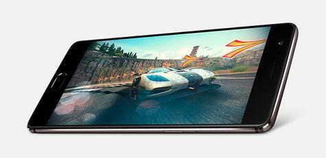 OnePlus 3T videojuego