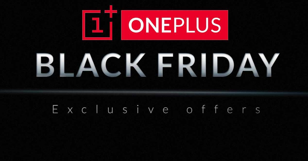 OnePlus en el Black Friday