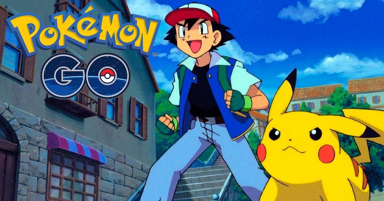 Pokémon GO entrenador
