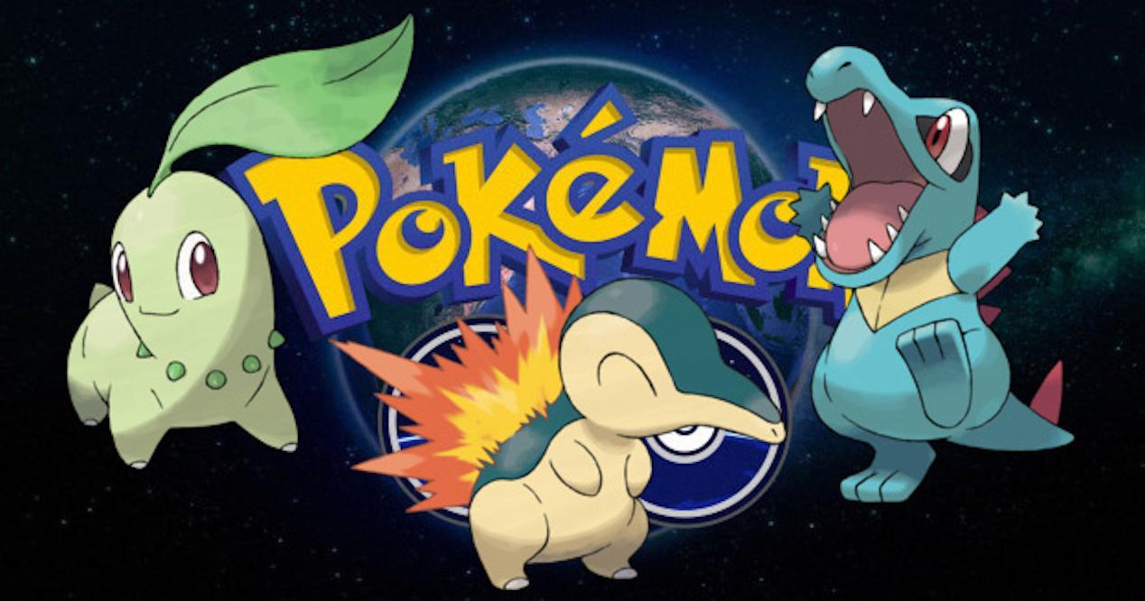 pokemon go bebés