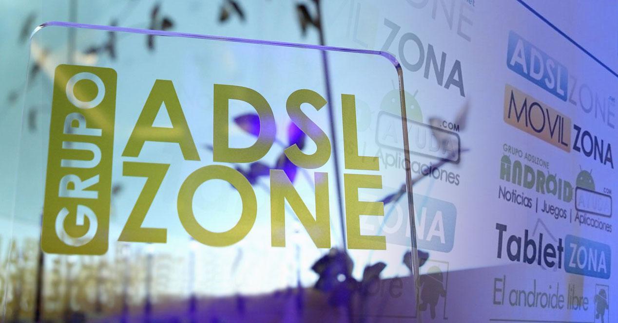 trofeo premios adslzone logos grupo adslzone