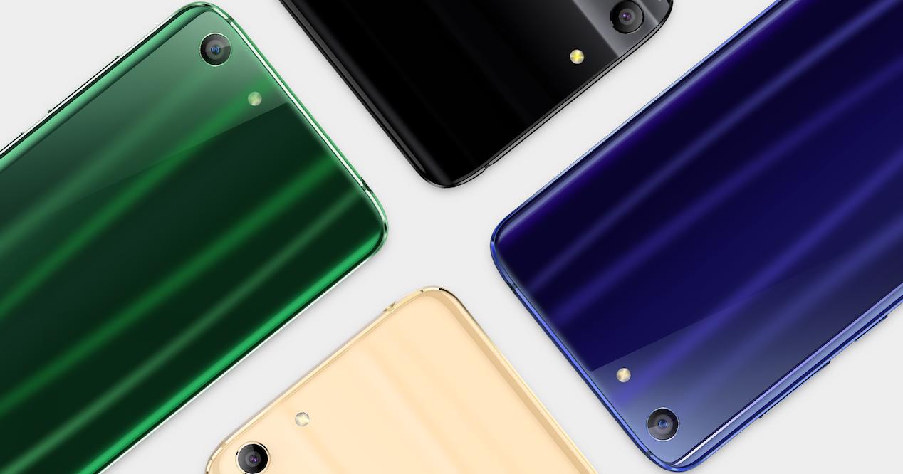 elephone s7 diseños