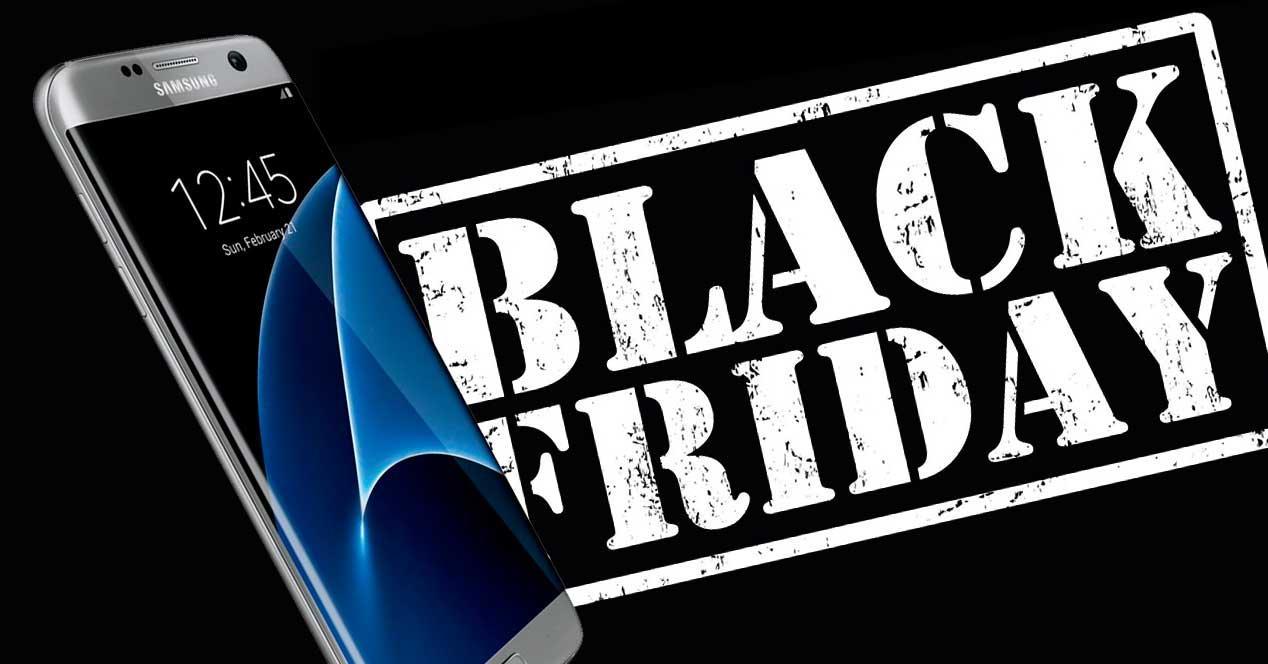 Black Friday de ebay Samsung Galaxy S7 Edge