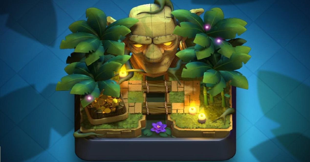 clash royale jungle arena