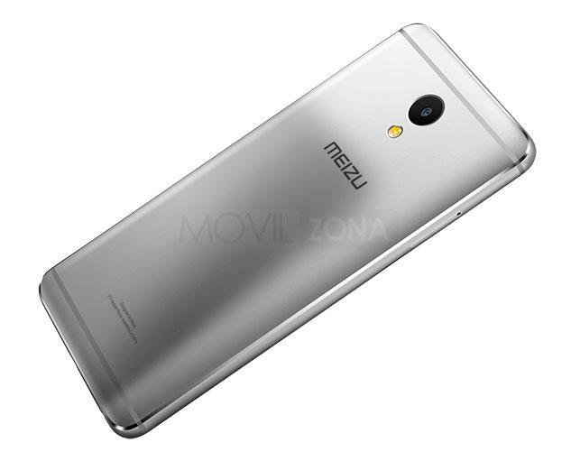 Meizu M5 Note plateado