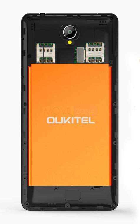 Oukitel 4000 bateria