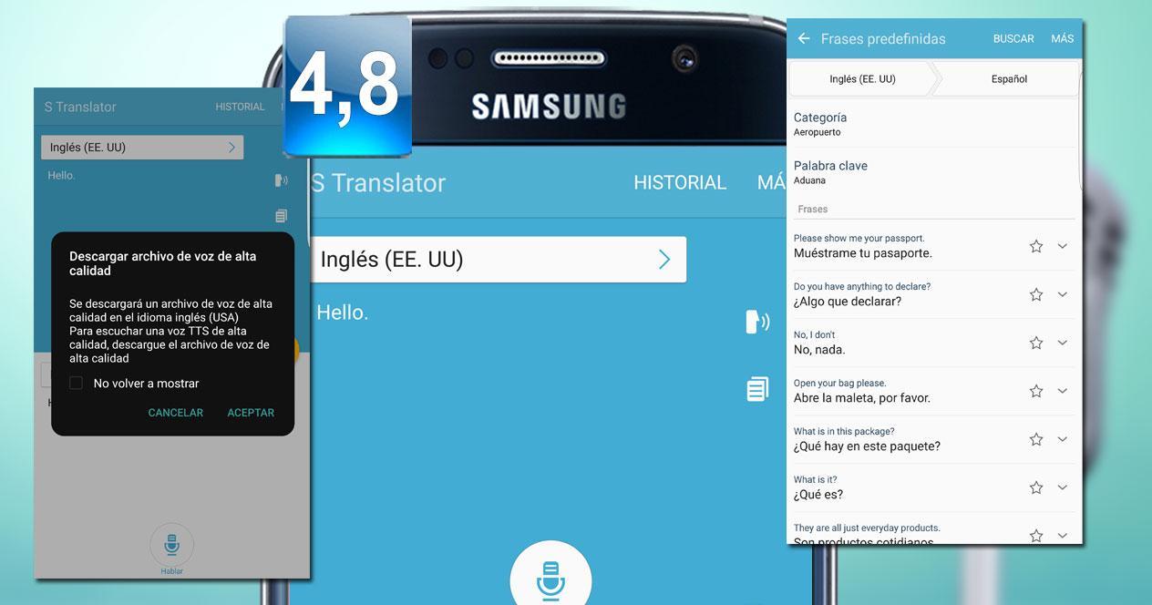 Imagen app S Translator