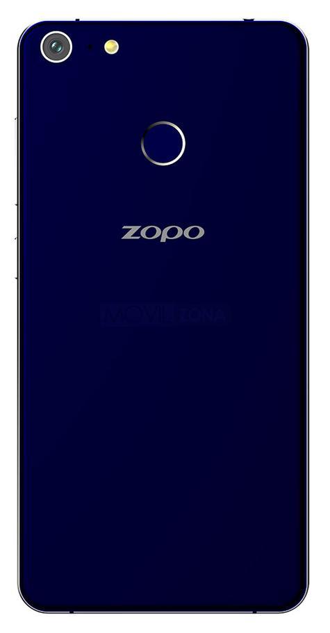 Zopo Flash G5 Plus cámara
