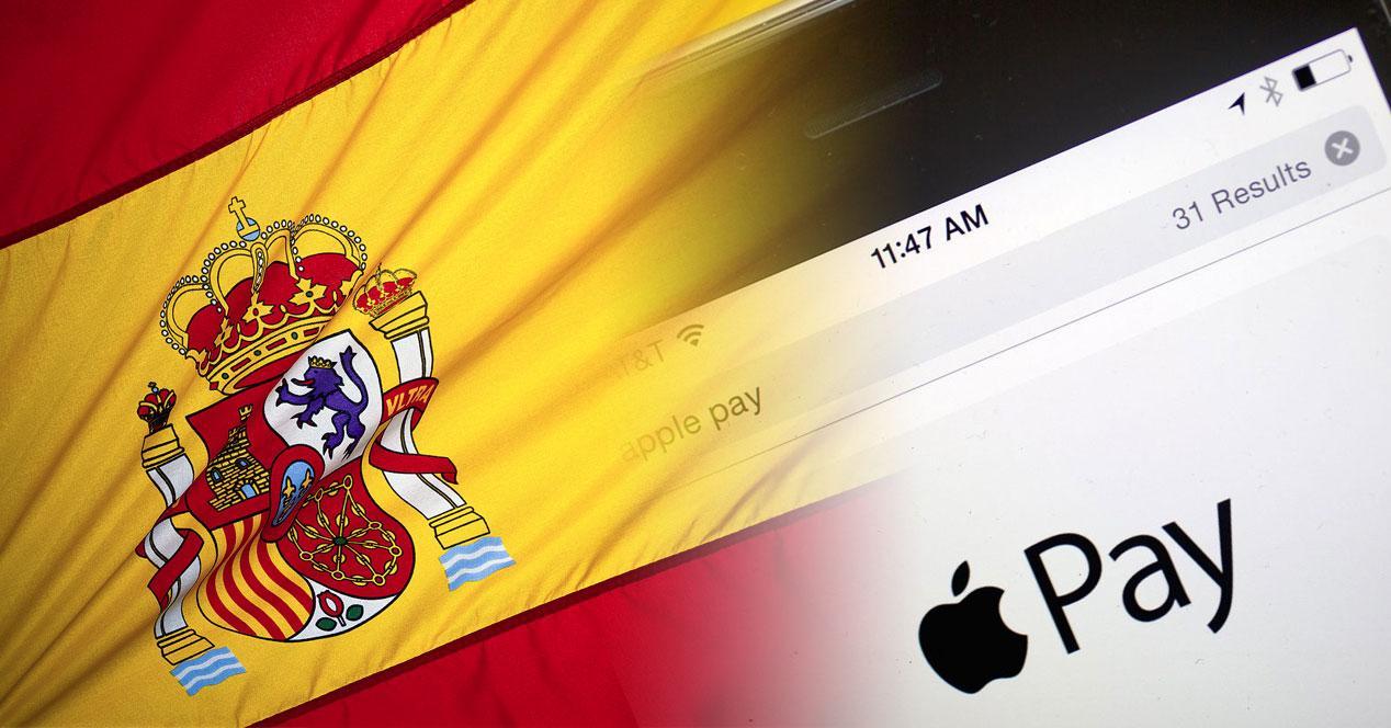 apple pay bandera españa