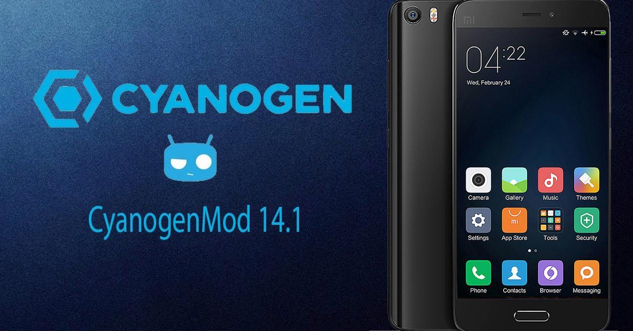 cyanogenmod xiaomi mi5